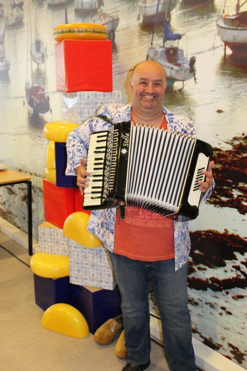 Interactief muziekprogramma de Eikenhorst