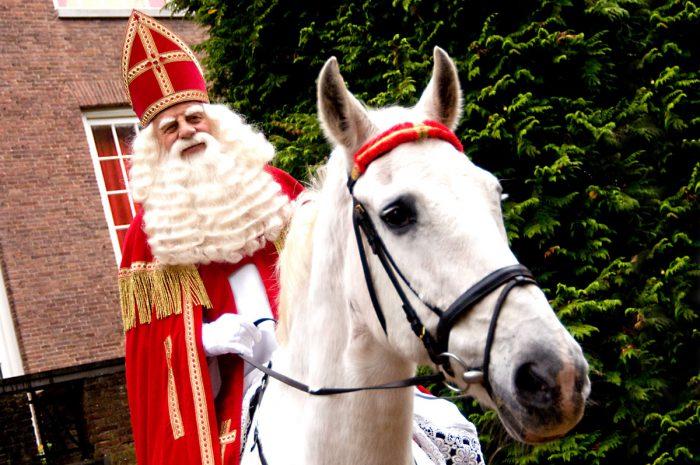 Sinterklaasshow voor zorginstellingen en verzorgingstehuizen