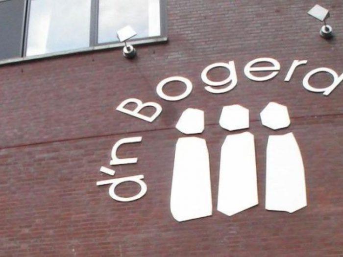 Donatie van cultureel centrum d'n Bogerd voor de Vreugdefabriek