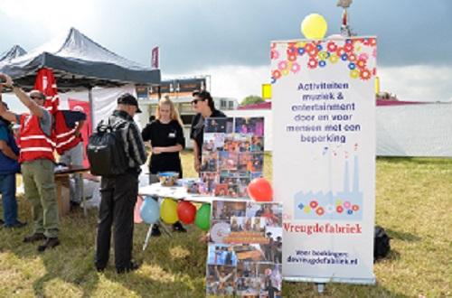 RIJNPOP Rhenen het festival voor mensen met een beperking