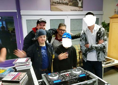 De DJ Club krijgt steeds meer aanmeldingen