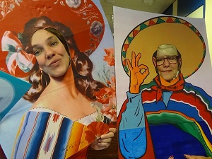 Mexicaans feest voor senioren