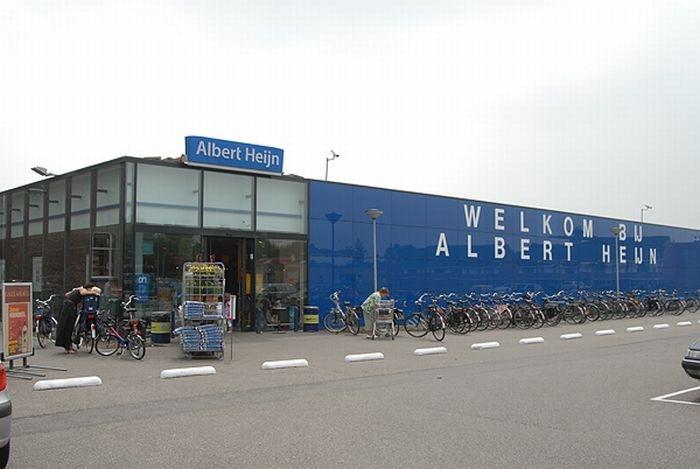 Albert Heijn steunt de Vreugdefabriek