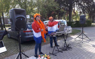 Bevrijdingsdag optredens één groot feest
