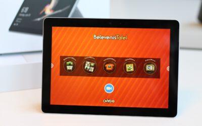 belevenis-tablets voor de vreugdefabriek