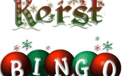 Kerstbingo voor ouderen en gehandicaptenzorg